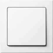 Рамка одинарная Q.3 полярная белизна с эффектом бархата 10116099