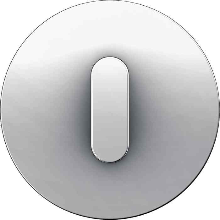 Поворотный выключатель-переключатель Berker R.classic полярная белизна 387600 + 10012089
