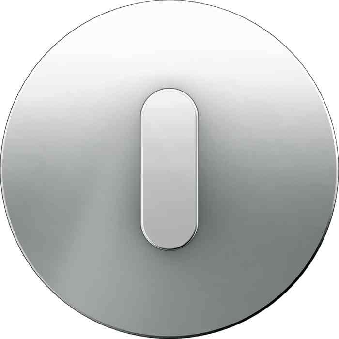 Поворотный выключатель перекрестный Berker R.classic белое стекло 387700 + 10012083