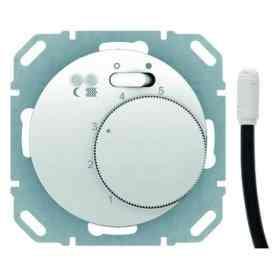 Терморегулятор теплого пола с датчиком пола белый 20342089