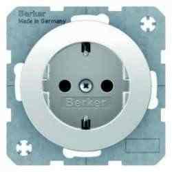 Розетка с заземляющими контактами с защитой от детей белая 47232089, , Тип товара:: Розетка электрические, Гарантия:: 12 месяцев, Единицы измерения:: шт, Цвет: Белый, Материал: Пластик